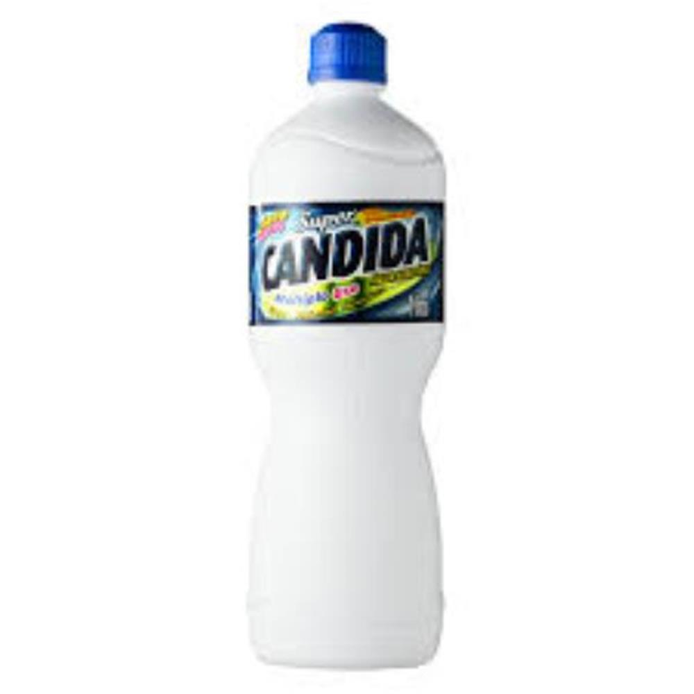 Água Sanitária Super Cândida - 1L