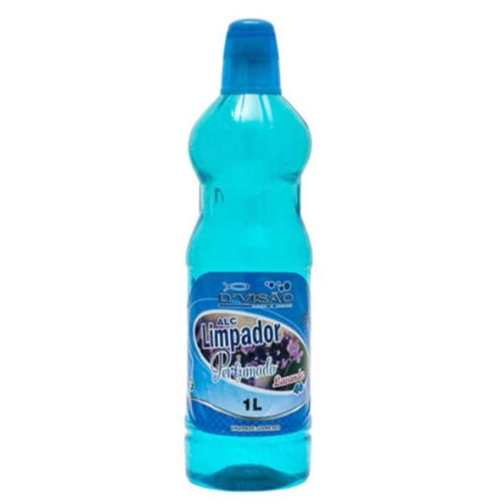 Álcool Perfumado 46º D'Visão Lavanda - 1L