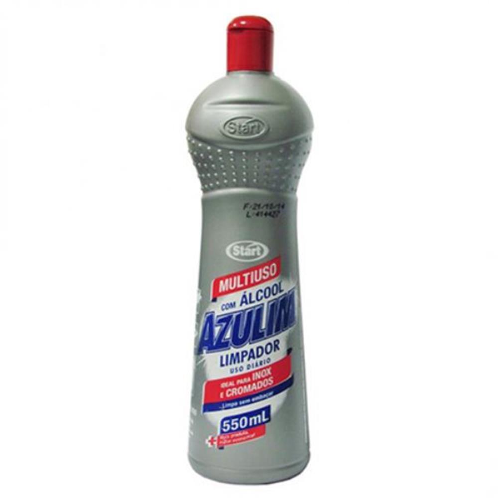 Multiuso com Álcool Azulim Start - 500mL