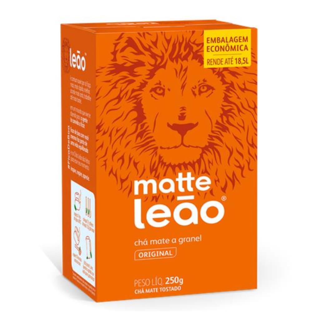 Chá Matte Leão a Granel - 250g