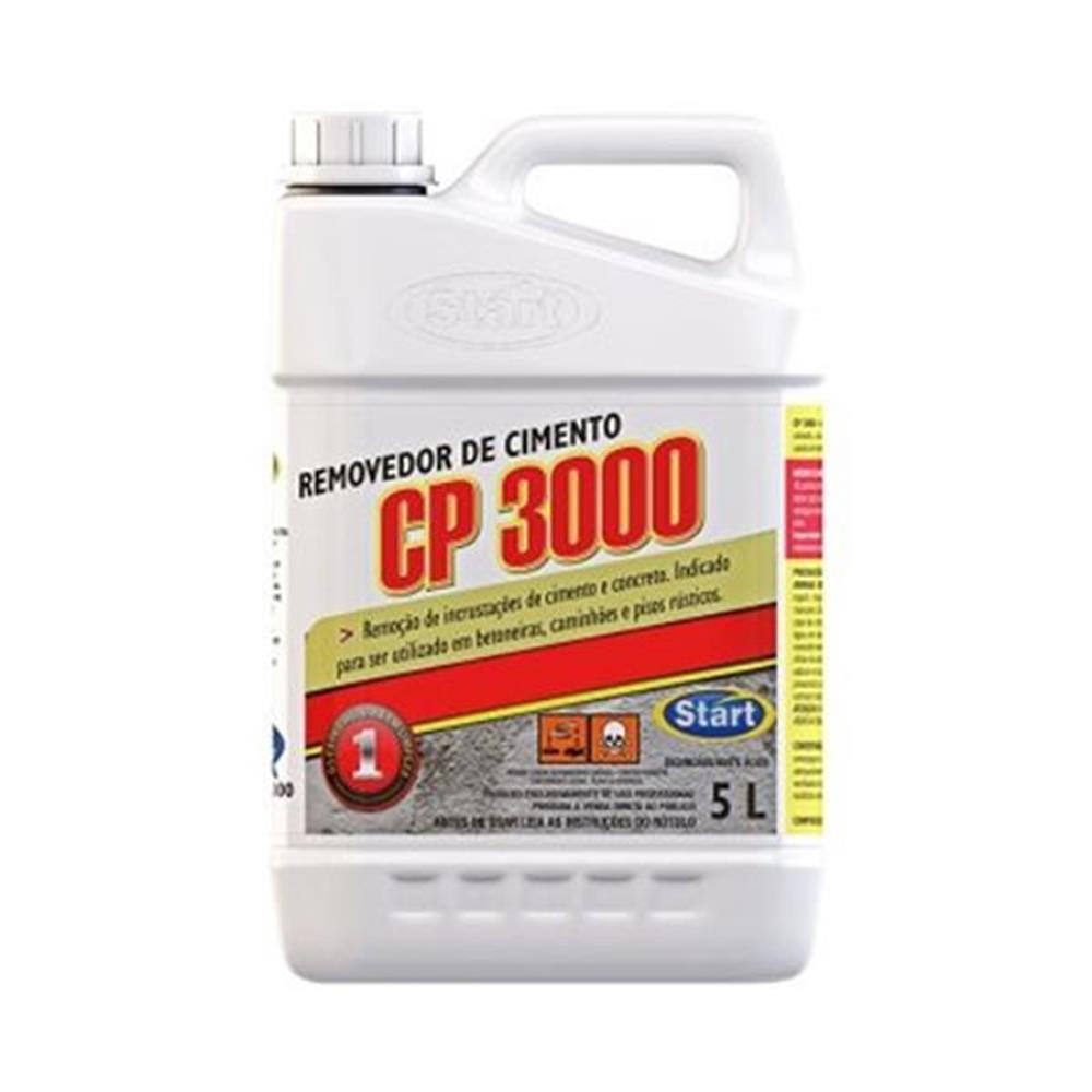 Removedor de Cimento CP3000 Start - 5L