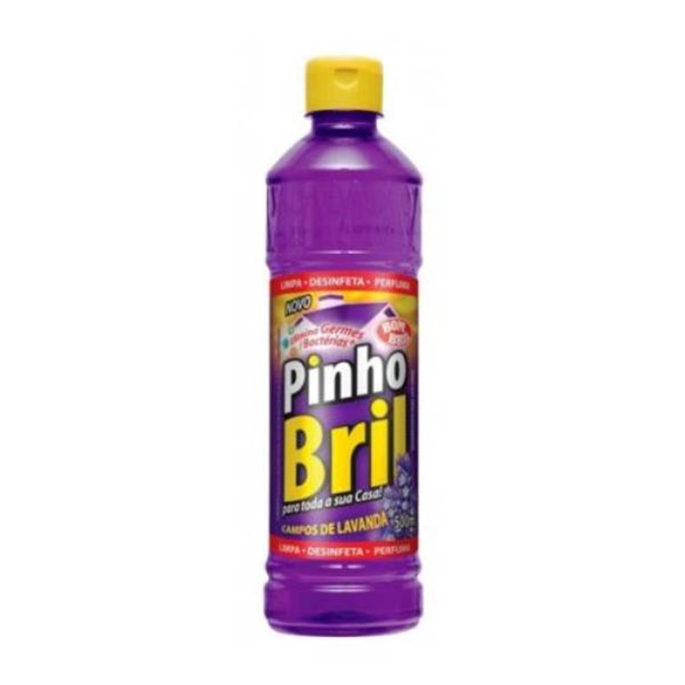 Desinfetante Pinho Bril Lavanda - 500mL