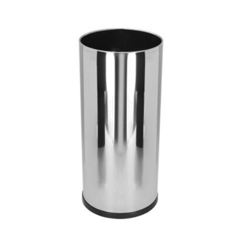 Porta-Guarda-Chuva em Aço Inox - 30 Litros