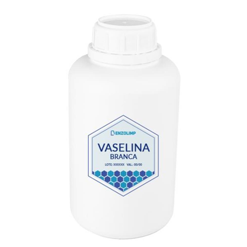 Vaselina Branca Liquida Técnica - 1L