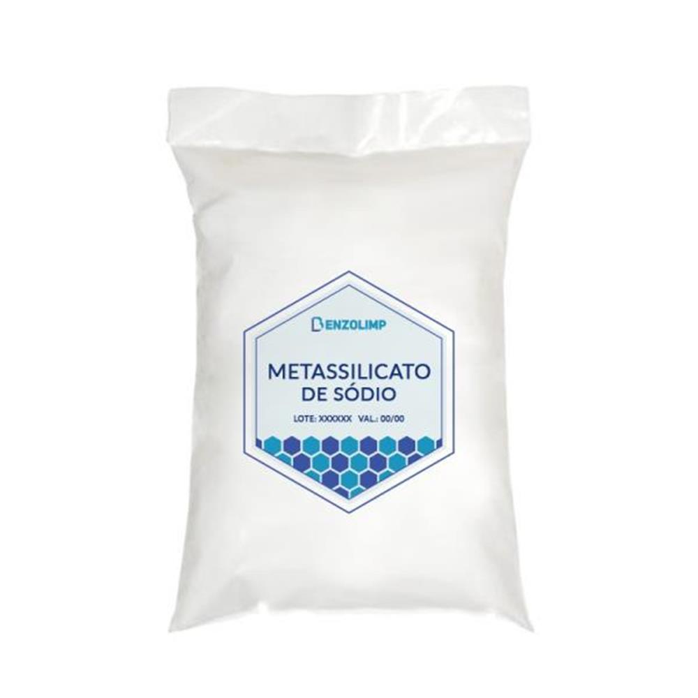 Metassilicato de Sódio (Solupan) - 1kg