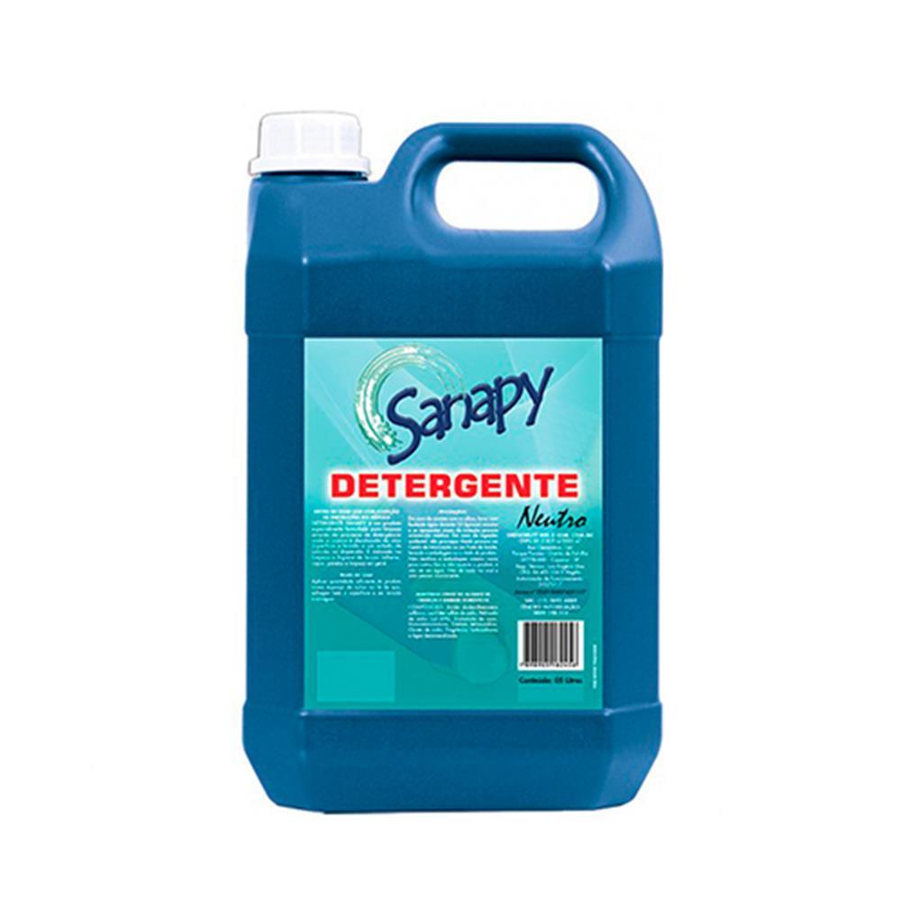 Detergente Sanapy Neutro - 5L