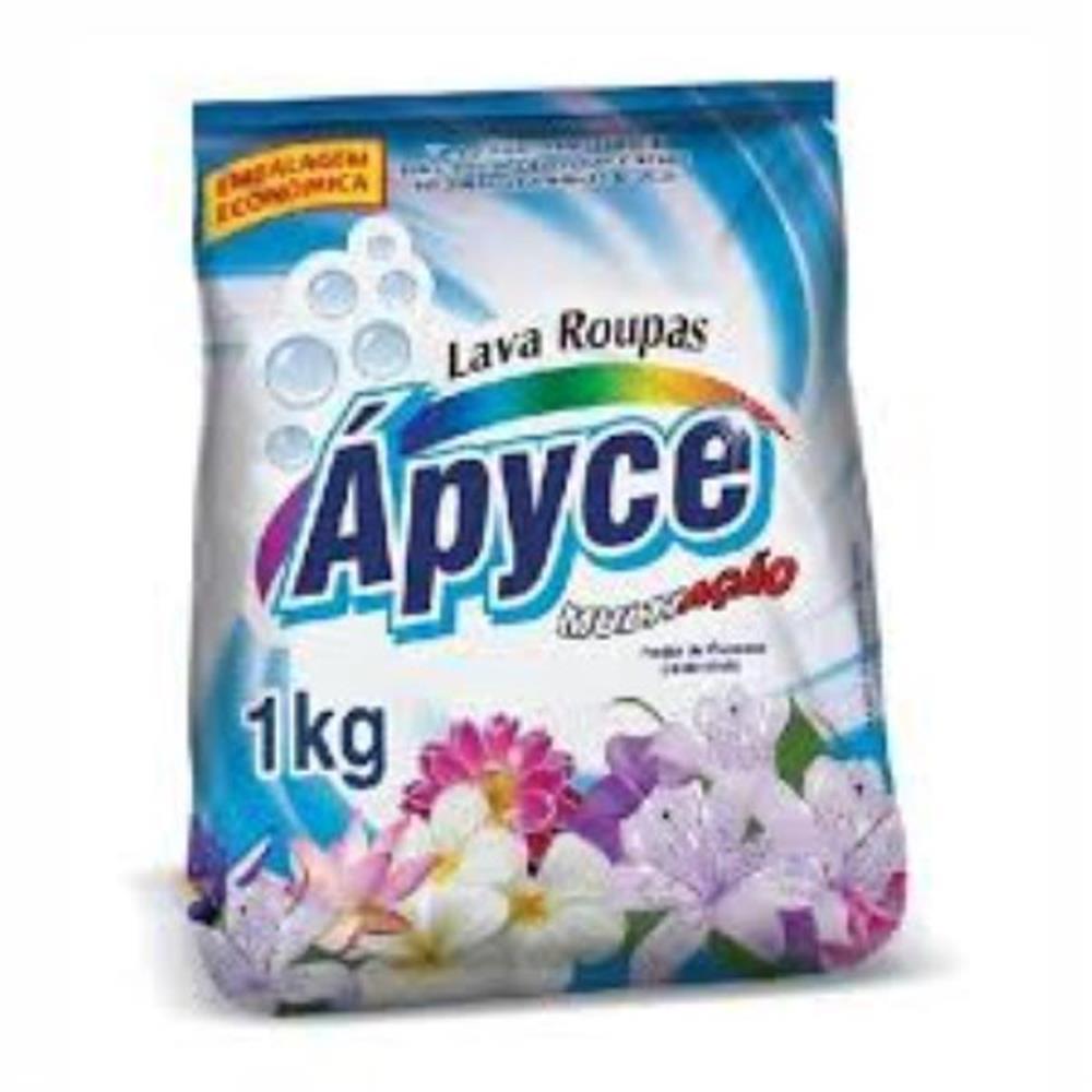 Sabão em pó Apyce-1kg