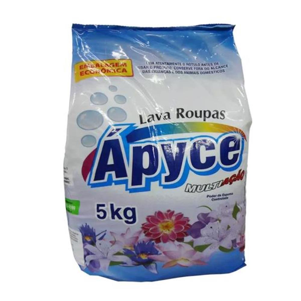 Sabão em pó Apyce-5kg