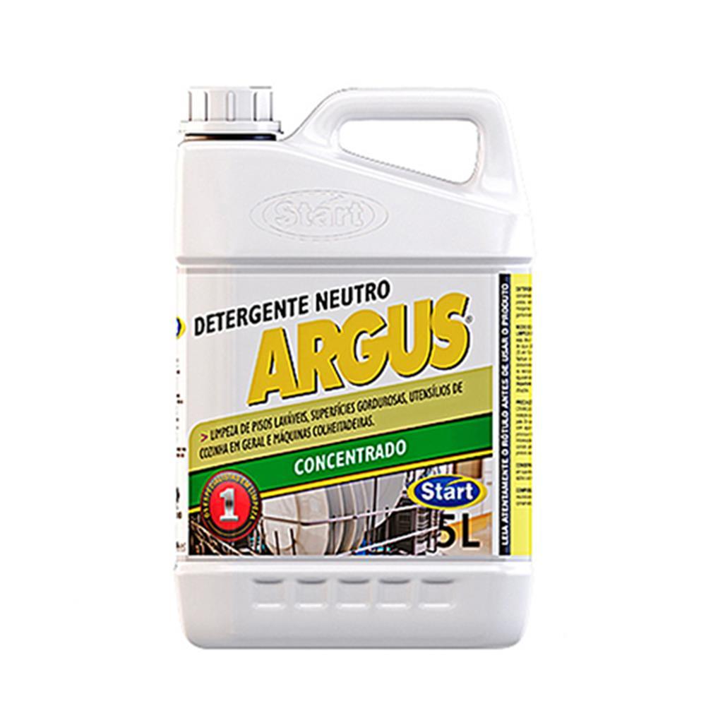 Detergente Multiuso Neutro Argus - 5L