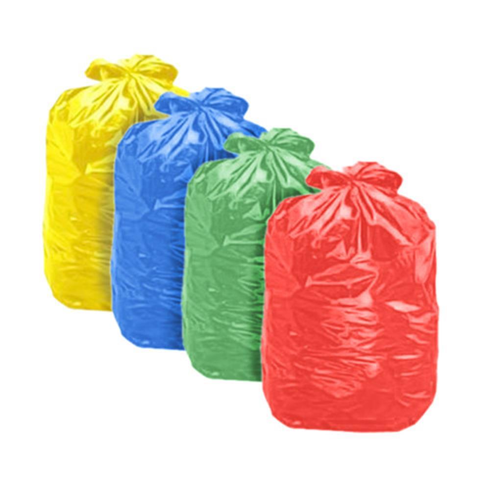 Saco de Lixo Refil Recicla Fácil - 20L - 40 Unid