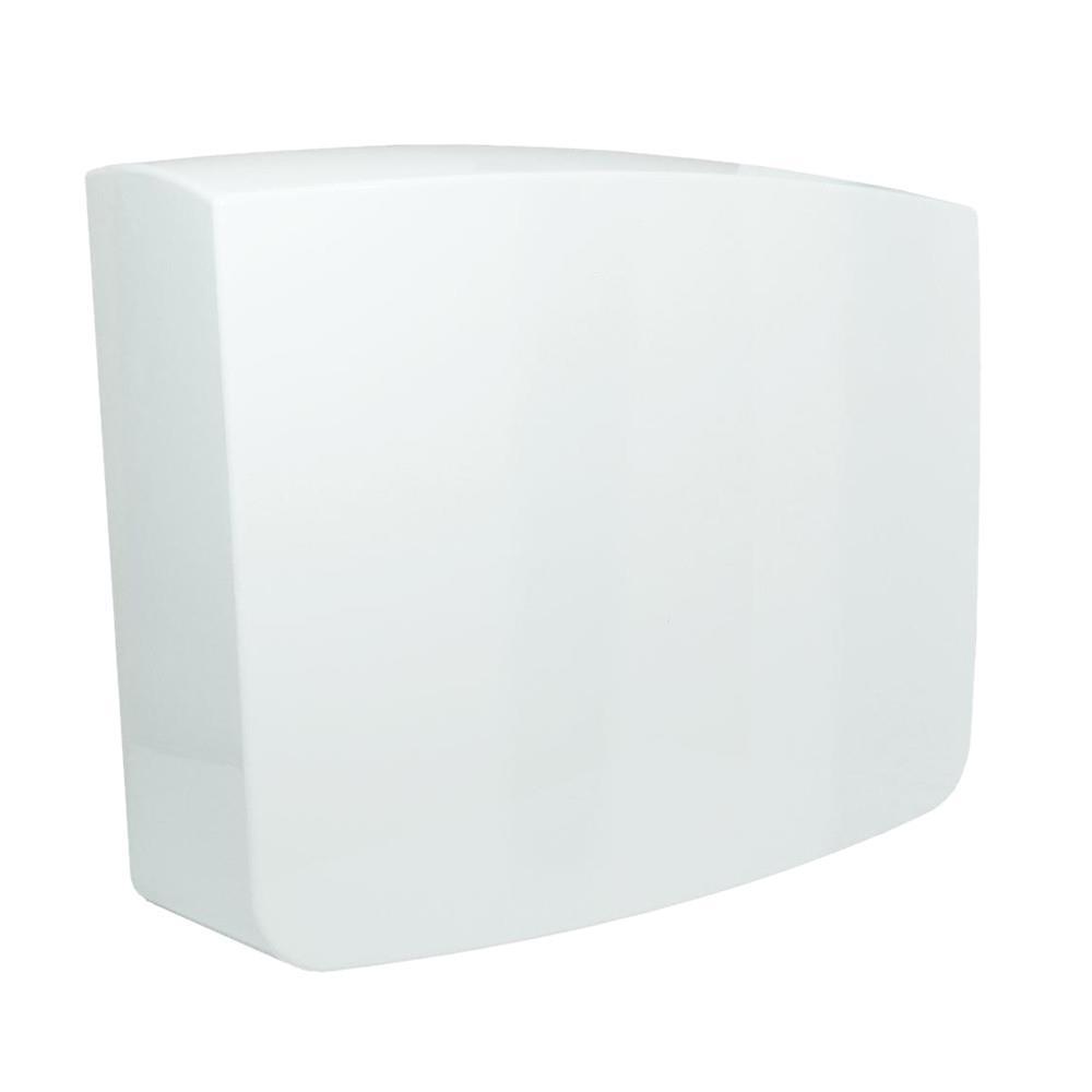 Toalheiro Interfolha Plástico Branco Mazzo