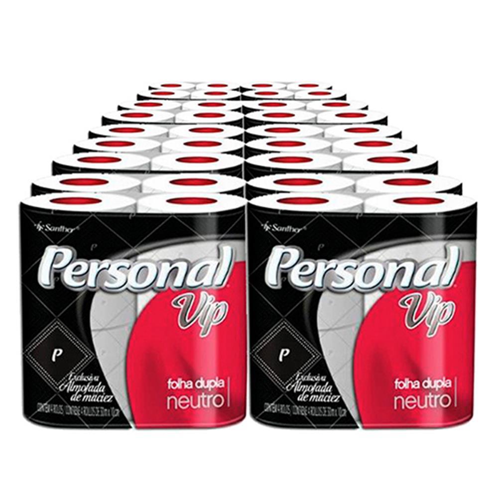 Papel Higiênico Personal Vip Folha Dupla (64 unid.)
