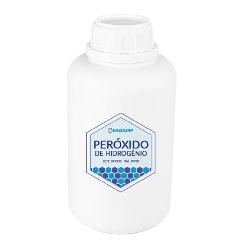PERÓXIDO DE HIDROGÊNIO 200º INT 50-20 (PE) (1L) (CF 2847.00.00)  (Classe Risco: 5 cod.Onu 2014 Grupo Emb.II)