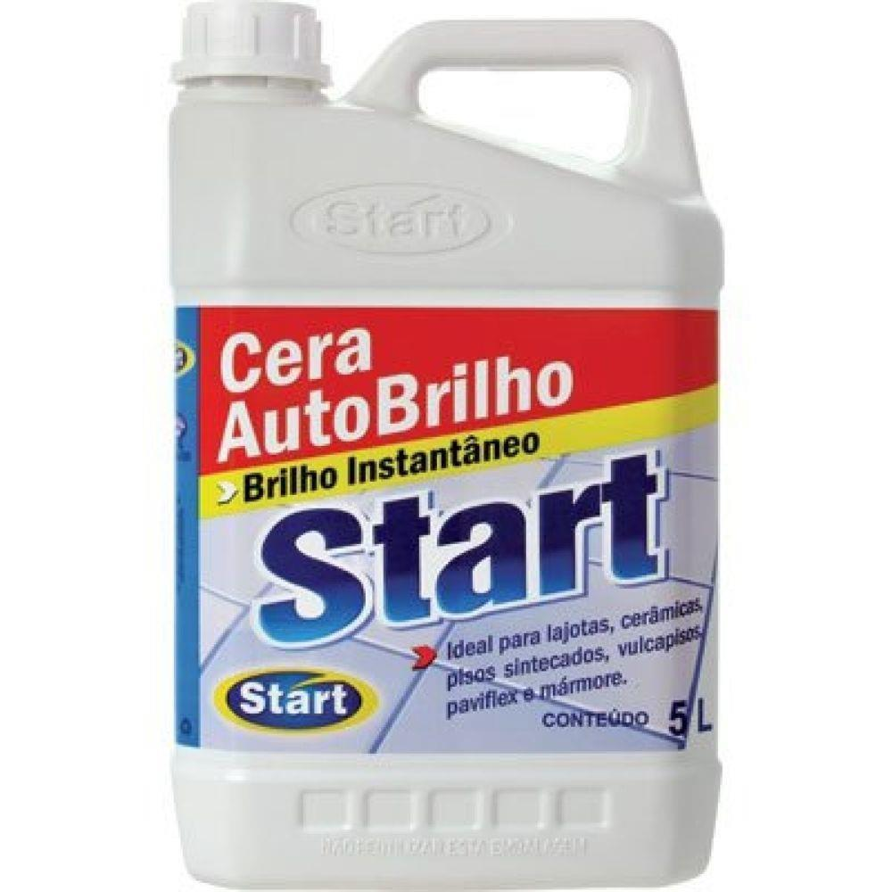 Cera Líquida Auto Brilho Start - 5L