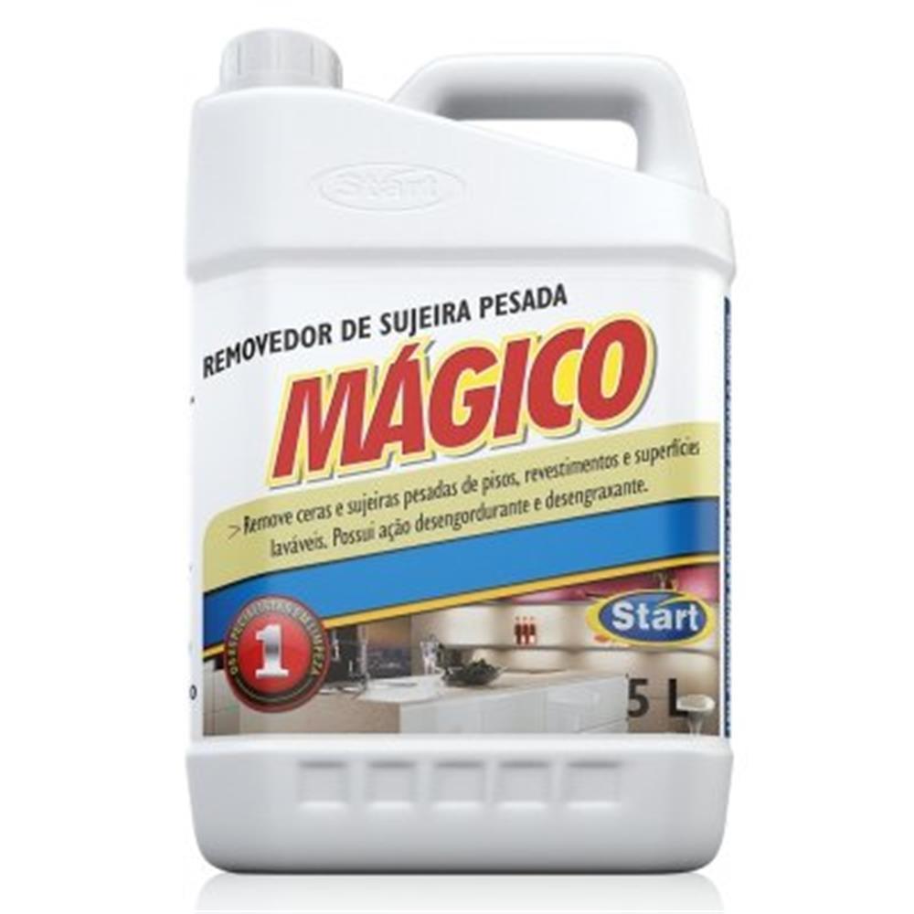 Removedor de Cera Mágico Start - 5L