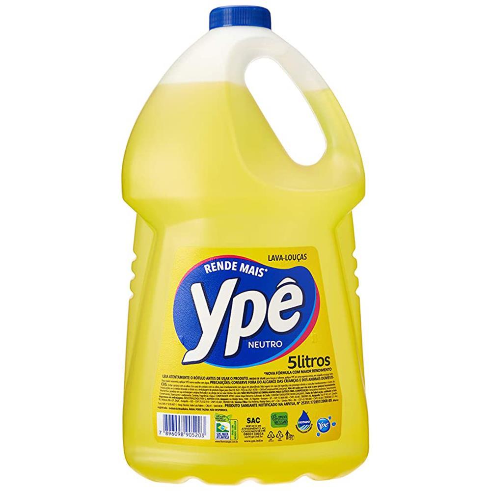 Detergente Ype Neutro - 5L