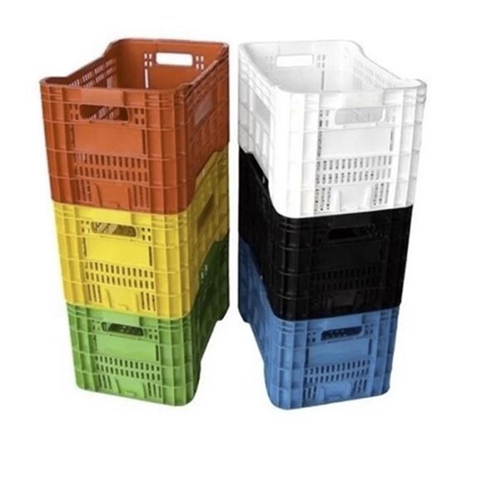 Caixa Plástica Vazada - 50L