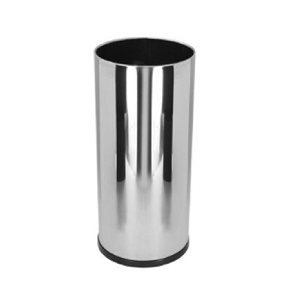Porta-Guarda-Chuva em Aço Inox - 22 Litros