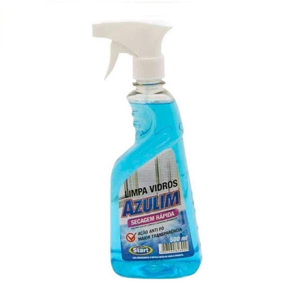 Limpa Vidros Azulim Spray- 500mL