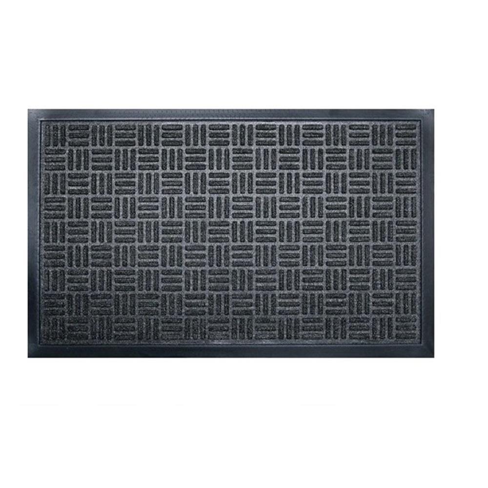 Tapete p/ Secar os pés(Waterkap Residencial) (40x60cm) Grafite
