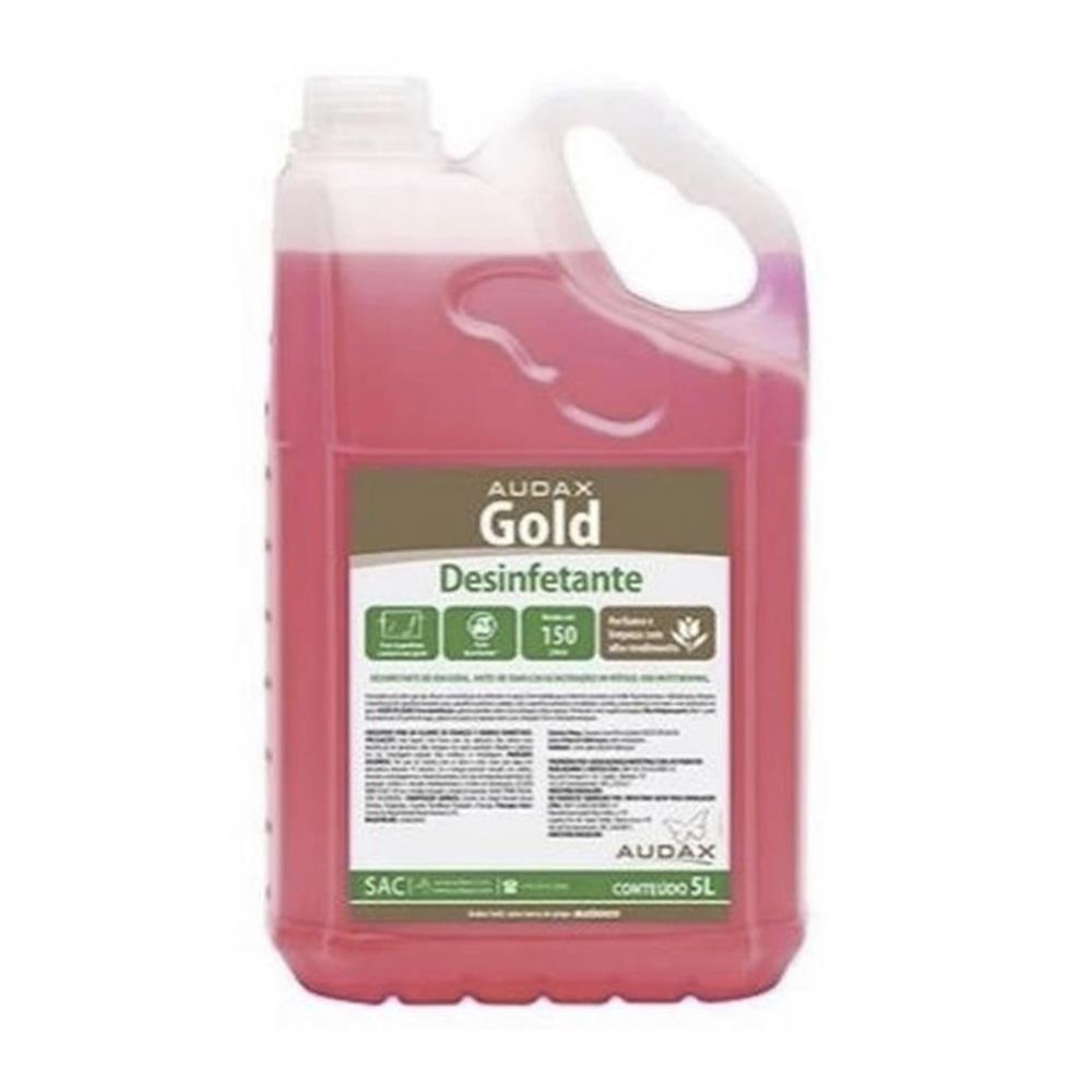 Desinfetante Concentrado 1X30 Lavanda Audax - Gl.5lts