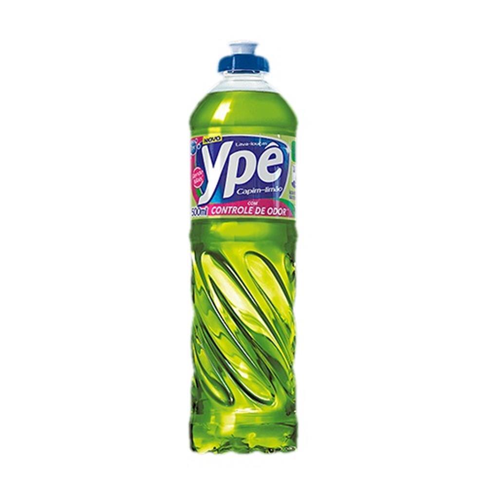 Detergente Capim Limão Ypê  - 500mL