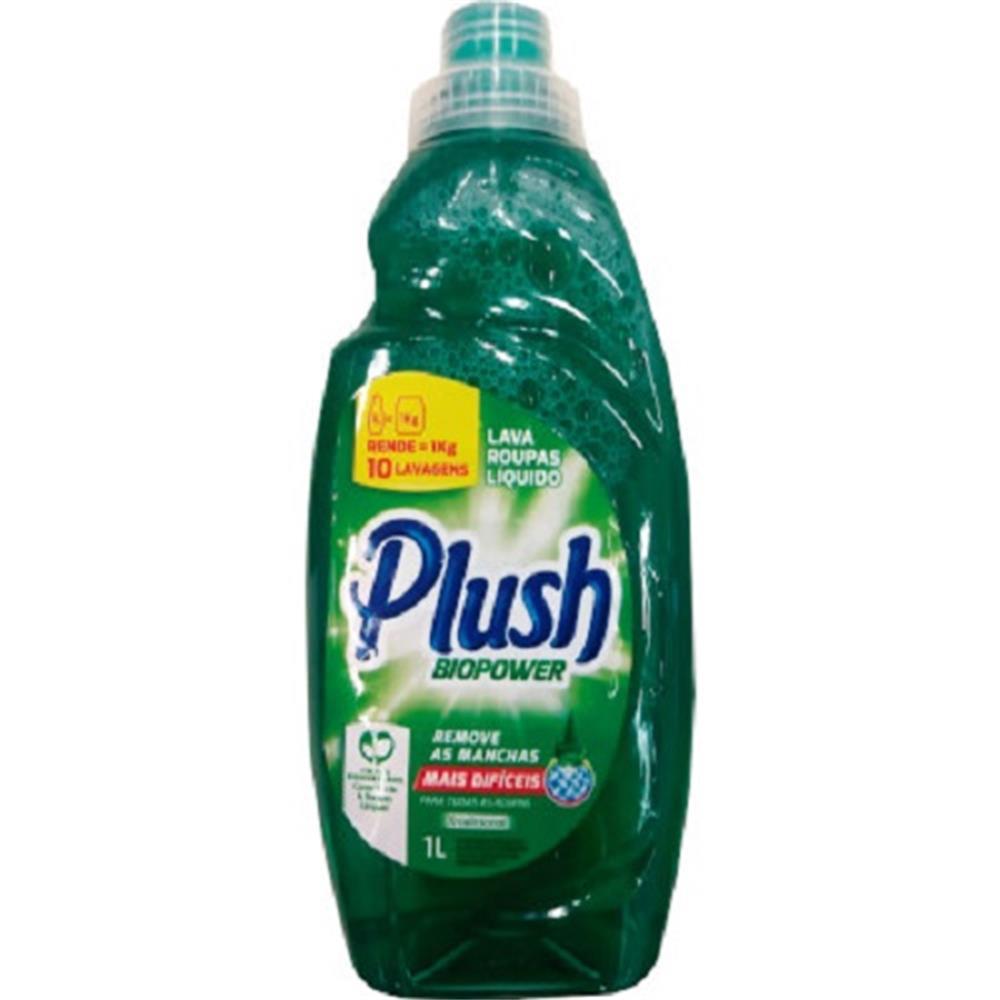 Sabão Líquido Plush Biopower - 1L