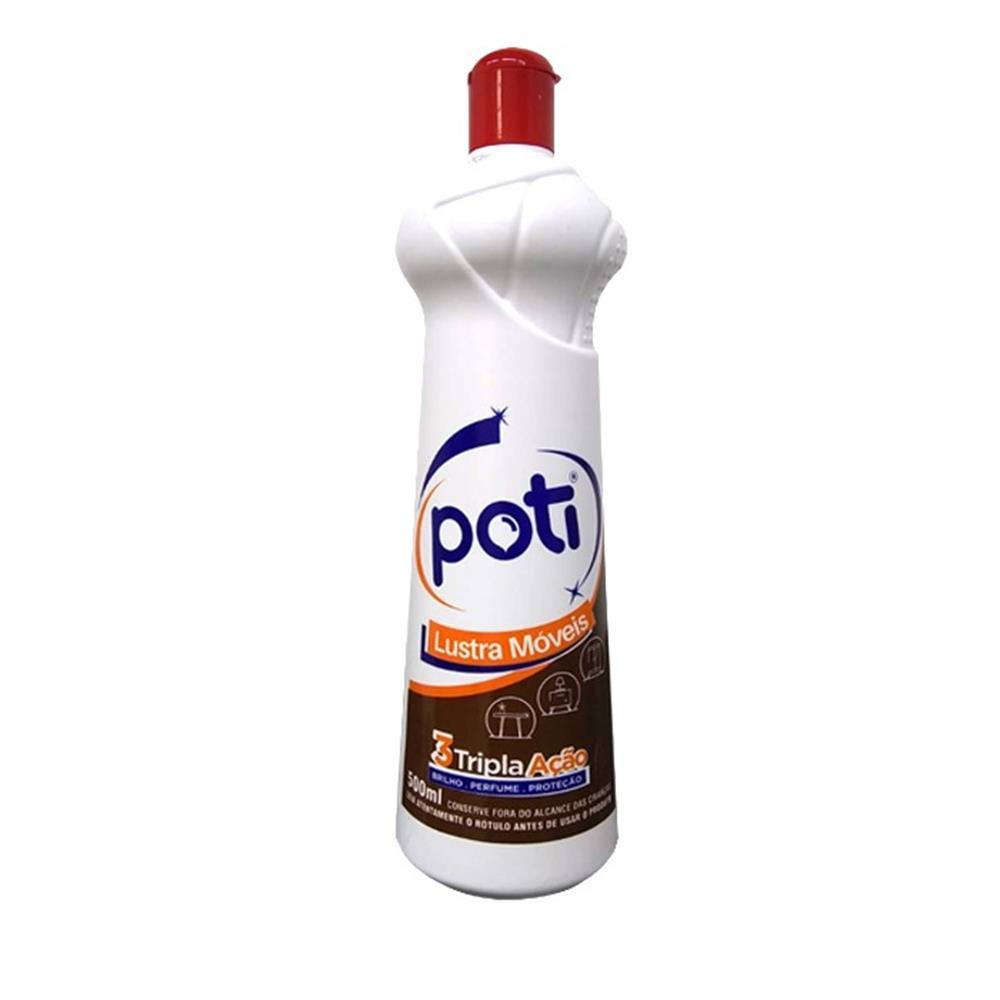 Lustra Móveis Poti - 500mL
