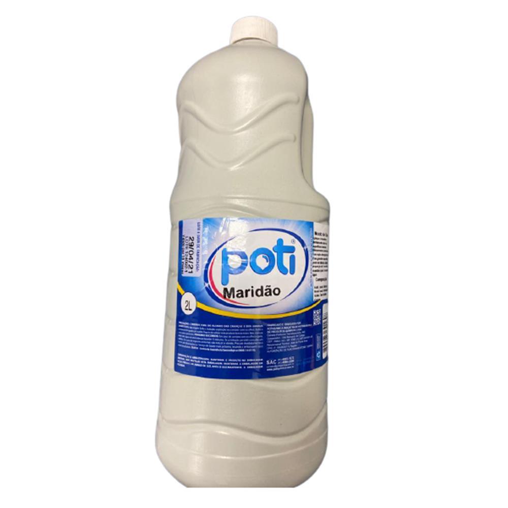 Removedor de Limpeza Pesada - Maridão Poti - 2L
