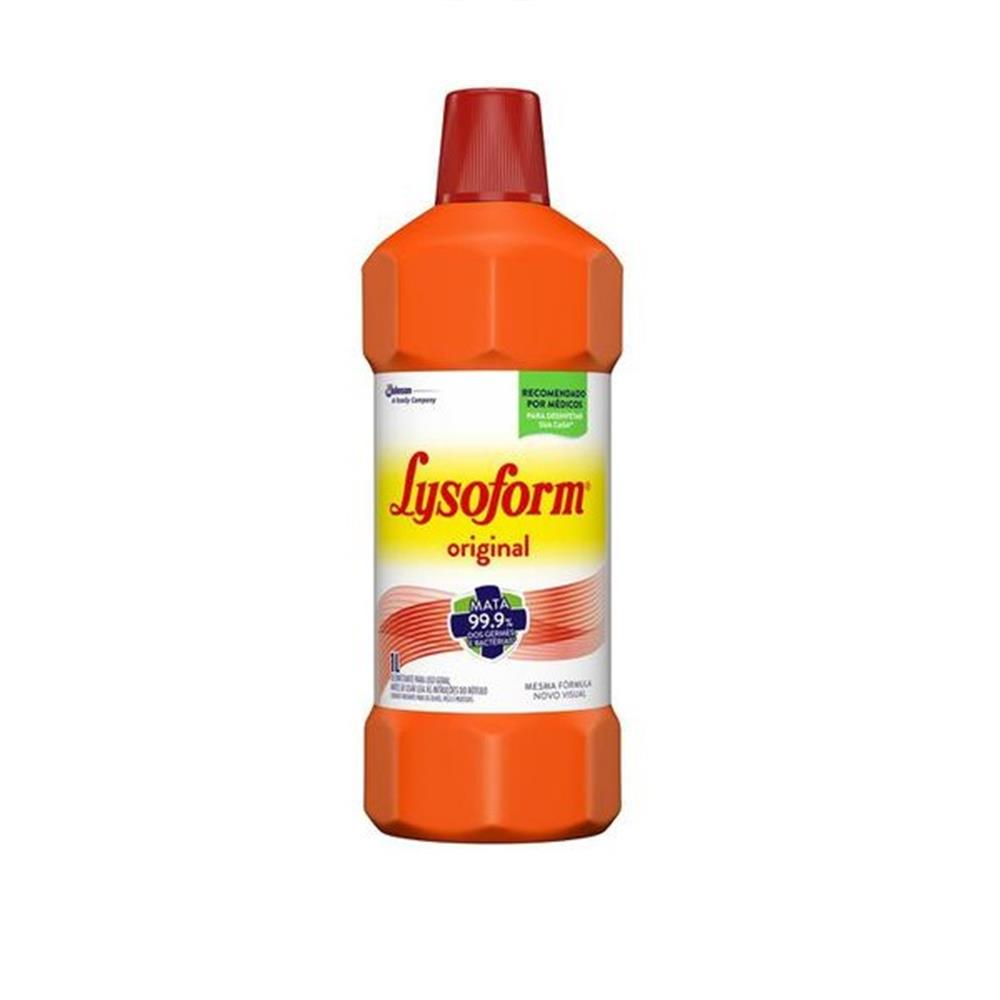 Desinfetante Lysoform Bruto - 1L