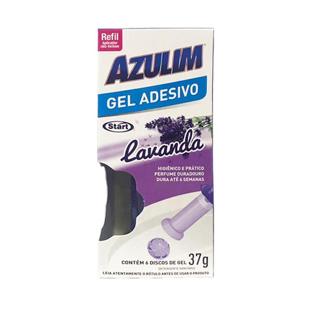 Gel Adesivo Azulim (Refil) 37g - Lavanda