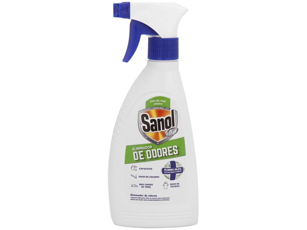 Eliminador de Odores Sanol A7 com Gatilho - 330mL