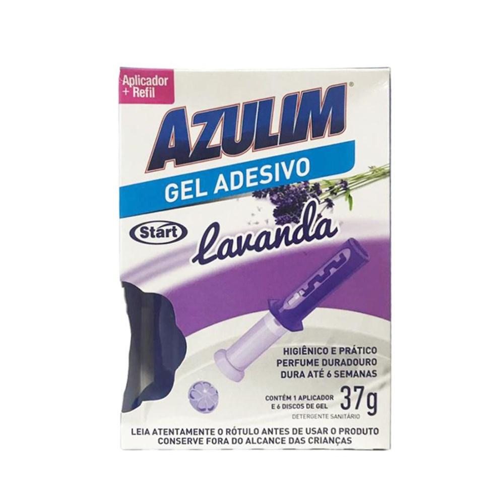 Gel Adesivo Azulim (Aparelho + Refil) 37g - Lavanda