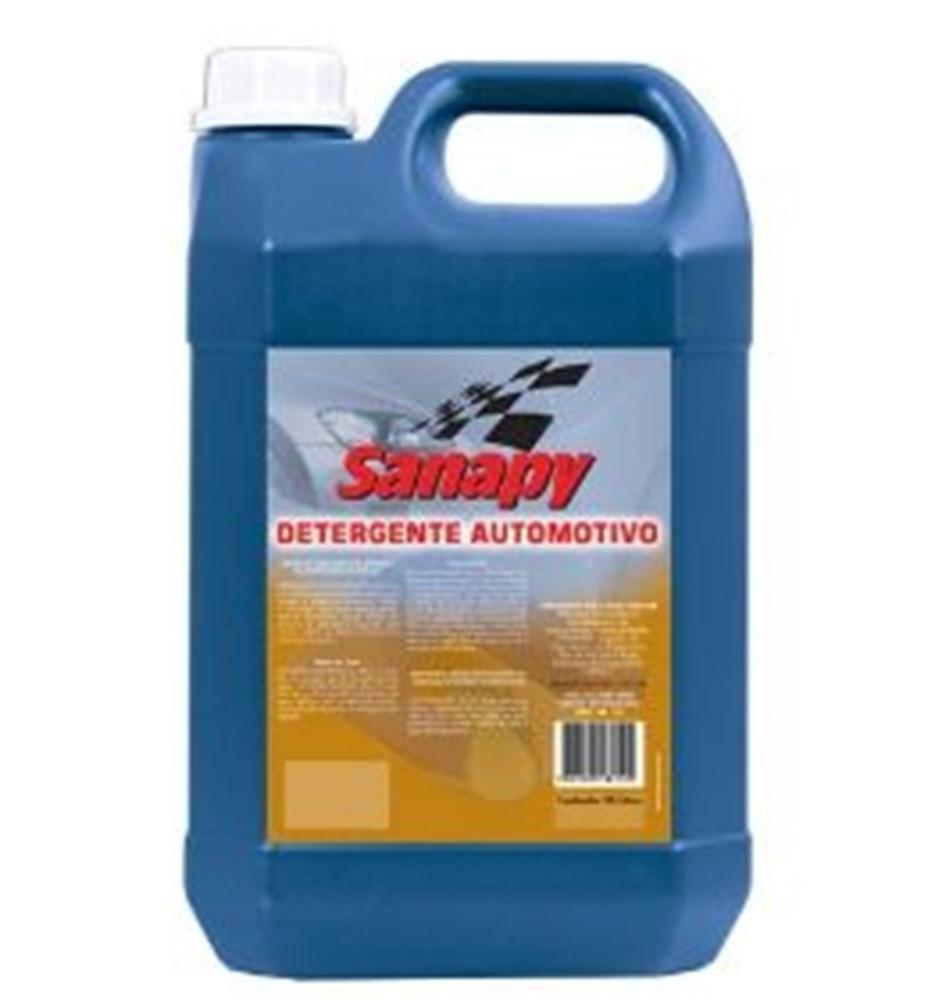 Shampoo Automotivo Sanapy (Detergente Pronto Uso) - 5L